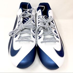 timeless design 97456 d4ae7 Nike Shoes - Nike Alpha Pro 2 TD Football Cleats Navy Low